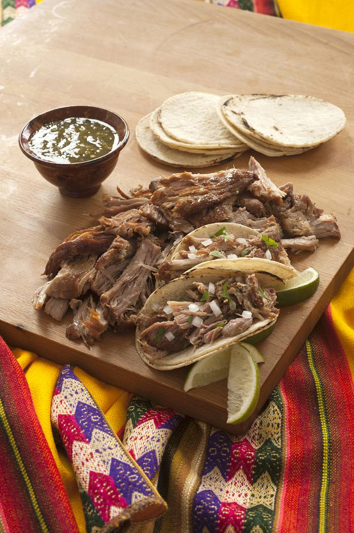 Shredded Carnitas